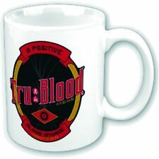 True Blood - Bottle Label Ceramic Mug Tasse ROCK OFF