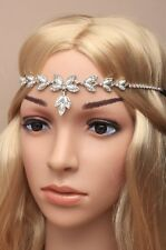 Boho Festival Hair Chains Head Piece Hair Jewellery Head Chains Pearl