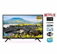 BLUE SMART TV 32″ POLLICI LED 32BL600 WI-FI  NETFLIX BROWSER DVB-T / T2 / S2