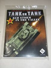 Tank on Tank: East Front: Red Storm in the Valley (New)
