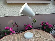 """Orig. Kaiser 6321 Leuchte 60/70er Schreibtisch Lampe Büroleuchte Shabby Chic """""""