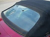 mgf or tf hood,soft top new replacement  rear screen window