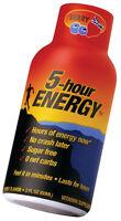 5 Hour Energy Shot, Berry Flavor - 2 Oz (6 Pack)