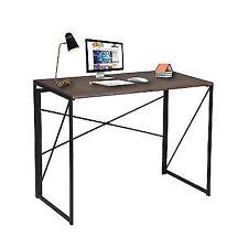steel folding computer desks home office furniture for sale ebay rh ebay com