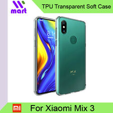 TPU Transparent Soft Case for Xiaomi Mix 3