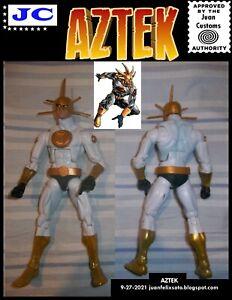 AZTEK, DC Universe/ Marvel custom figure Aztek