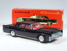 (KI-09-21) Tekno Danmark 829 Lincoln Continental schwarz in 1:43 in OVP
