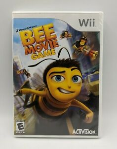 Bee Movie Nintendo Wii New Sealed