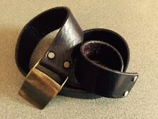 Trafalgar Men's Genuine Leather Belt