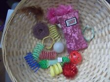 Job lot of cat toys#1