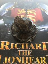 Coo Models Richard the Lionheart chain mail Head Armour loose échelle 1/6th