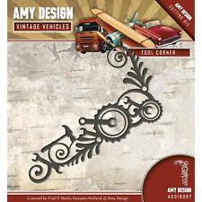 TOOL CORNER Die Vintage Vehicles Die Cutting Die Amy Design ADD10097 New