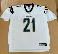 NFL Football Jersey San Diego Chargers Tomlinson #21 Authentic Reebok Size 2XL