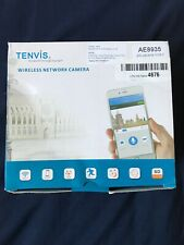 TENVIS Wireless Network Camera AE8935 Viewing Audio Motion Detector Security