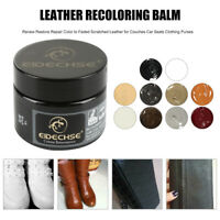 EIDECHSE Leather Recolouring Balm/Leather Vinyl Repair Paste Filler Cream 50ML
