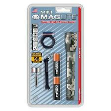 Maglite Universal Camo Aa Mini-Mag Combo Pack W/Batteries - M2Amrc