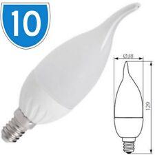 10x Kanlux 4W E14 Small Edison Screw SES Socket LED Candle 400lm Light Bulb Lamp