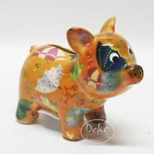 POMME PIDOU PETITE - Mini-Spardosen - Schwein BABETTE orange