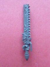 Ángel de la sangre espacio marino táctico espada sierra-bits 40K