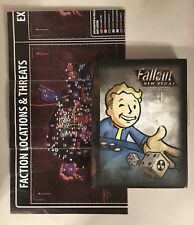 Fallout New Vegas Hardcover Collector's Edition Guide w/ Map