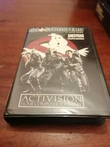 Ghostbusters - Amstrad CPC/Schneider Activision 1985 Tested/Working Clam
