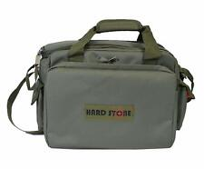 Explorer Every Day Carry Tactical Padded Shooting Range Pistol Bag Dual Handles