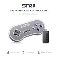 8Bitdo SF30 2.4G Wireless Controller Gamepad per Nintendo SNES Classic Edition