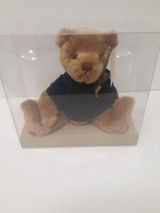 BURBERRY Fragrance 2010 Teddy Bear Navy Polo with Check