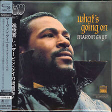 MARVIN GAYE-WHAT'S GOING ON-JAPAN MINI LP SHM-CD G00