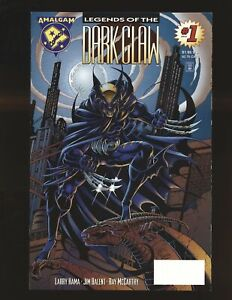 Legends of the Dark Claw # 1 NM- Cond. Rare Blank UPC Variant