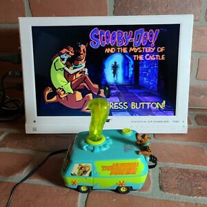 Scooby-Doo The Mystery Machine Plug & Play TV Video Game Jakks Pacific Tested!