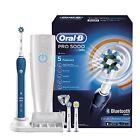 Braun Oral-B Pro 5000 CrossAction (action croisé) Brosse À Dents Électrique+