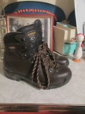 Asolo TPS 520 GV  Gore-Tex Womens Brown Leather Lace Up Hiking Boots Size 8