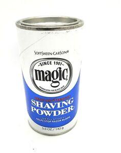 Softsheen-Carson Magic Shave Regular Strength Shaving Powder, OZ 142GR