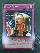 1x Sixth Sense Lcjw-En273 1st Edition Common Near Mint YuGiOh Card