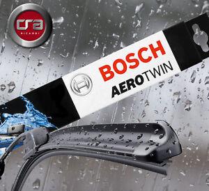 Kit 2 Spazzole tergicristallo BOSCH AEROTWIN BMW SERIE 3 E46 dal 1998 al 03/2005