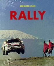 Rally : The Story of a Sport Reinhard Klein (1998, Hardcover) BIG BOOK RALLYING