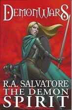 DEMONWARS Volume 2 THE DEMON SPRIRIT TPB DDP R.A. SALVATORE Wars 1-3 NM
