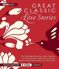 NEW Great Classic Love Stories: Six Classic Tales of Love and Romance