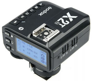 Godox X2T-N 2.4G TTL Wireless HSS Bluetooth Trigger Transmitter for Nikon Camera
