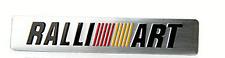 Metal 3D RALLI ART car Badge Emblem Car sticker
