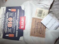 "LEVIS 618 W32"" L34""  RELAXED FIT JEAN'S (ORIGINAL) 370"