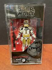 Star Wars Black Series 6? Clone Commander Bly CAS 90 Equal to AFA EM5724