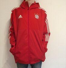 Original Adidas FC Bayern München Jacke (Lizenzprodukt mit Hologram)