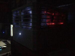 CORSAIR AIR 240-AMD RYZEN 5 1600-EVGA 8GB GDDR5 GTX1070-16GB RAM-Gaming Desktop
