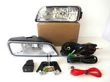 06-07~Honda~JDM~4~Door~Accord~Inspire~Fog~Lights~Clear~Wires~Switch~