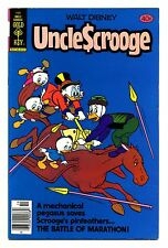 Walt Disney's Uncle Scrooge #169 (Gold Key) VF7.8