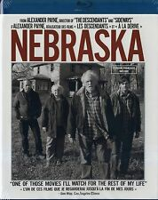 BRAND NEW BLU-RAY // NEBRASKA // Bruce Dern, Will Forte, Bob Odenkirk, Stacy Kea