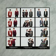 BTS Global Official Fanclub ARMY 4th term Membership ARMY : Photocard SET (3PCS)