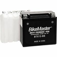 Bikemaster Maintenance Free Battery - Btx20L-Bs(Fits: Mastiff)